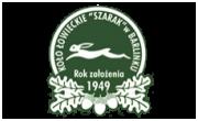 Logo Koła Łowieckiego SZARAK Barlinek